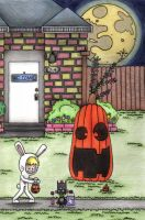 Trick or Treat by DanceswithPopTarts