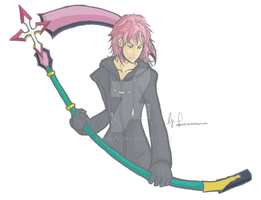 omg marluxia what by aypreel