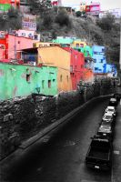 Colors of Mexico V by azizamaheen