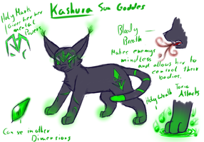 Kashura Ref by CrispyCh0colate