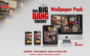 The Big Bang Theory Walls Pack by dlife