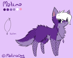 Malina Ref by CuppycakeSprinkles