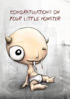 Little Monster by ReverseTheDevil