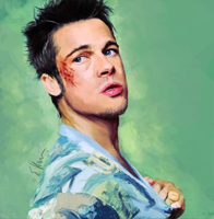 Tyler Durden by Yellowtwist
