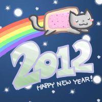 Happy 2012 by byaburry