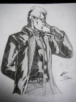 The Infamous Albert Wesker by Roadhouse-Hunter