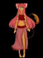 SS: 'Abal Alternate Outfit by Just-Anothr-Fan