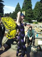 Kumoricon 2013 Butterfly Rei by QuietDemise13