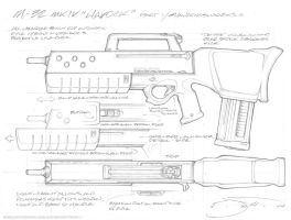 M32 mk IV HAVOCK part1 by mavartworx