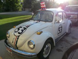 Happy 4th of July from the Love Bug by Blockwave