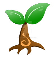 InTheLittleWood Sapling by Excilia