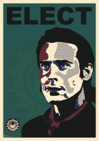 Elect Baltar by laurent-lx