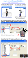 MMD/PMDe Bone Attaching Tutorial by JerisEnigma