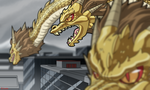 King Ghidorah by rongs1234