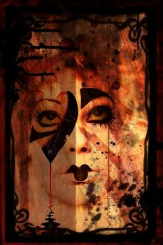 Two- Faced Masquerade..... by Bicycle-BuiltForTwo