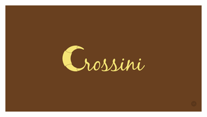 Crossini Bakery Logo by MrBlaq