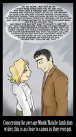 MONK: Concerning Fanfiction by JediAnnSolo