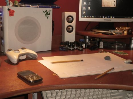 Workstation by Lamb-Charmer