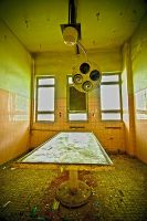 Dissecting-room 3 by mjagiellicz