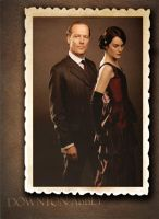 Richard Carlisle_and Mary Crawley by vincha