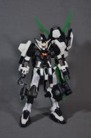 HG Exousia Astraea - Revised by lupesisagundam