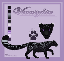 Vionighte Reference-FERAL by Jenny2-point-0