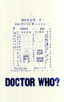 Sayings of Doctor Who by SpotofInk