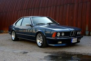 bmw e24 coupe by ShadowPhotography