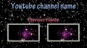 Simple Outro Video by ElectricFreestyle