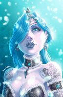 Ice Queen by LordWilhelm