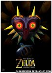 Prelude to Majora's Mask Poster by DarkoDesign by DarkoDesign