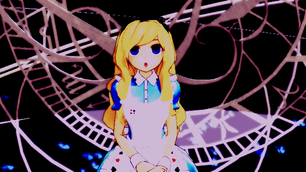 [MMD] Hear name alice [Proyect] by maho-desu