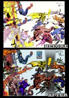 MARFIL COMICS TRIBUTE TO ALAN DAVIS by MutanerdA
