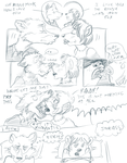 FURRIES KISSING by snoozeh