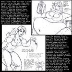 The Giantess Sisters by Saxxon