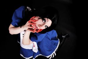 Alice Madness Returns: Alice Liddell 4 by Rubyrelle