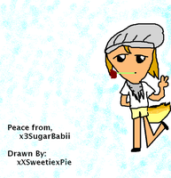 Drawing Contest MY ENTRY by xCookieLover573