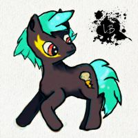 Art Trade - LilMoeClown by jumpit13