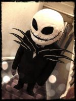 Jack Skellington by Harlequeen-Christine