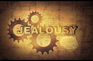 Jealousy's A Bad Invention by Lexileus