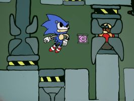 Sonic Generations:Sonic 1 by jules1998