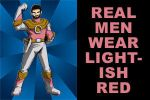 Real Men Wear... by EmeraldBeacon