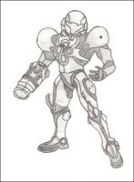 metroid prime thing by spideyman92
