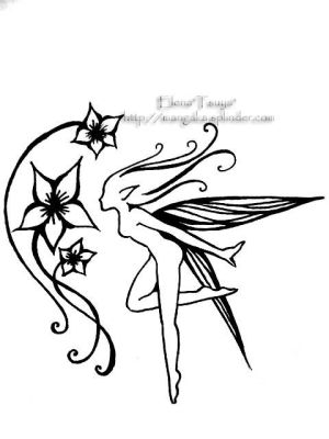butterfly fairy tattoo designs,butterfly fairy tattoo designs on