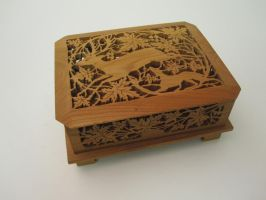 fretwork deer box by DMSscroller