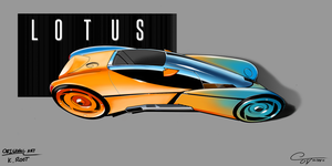 Lotus Sport Concept by ComplxDesign