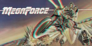 MegaForce 3-D conversion by MVRamsey