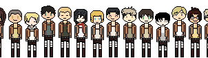 Snk pixels by CactusFruits