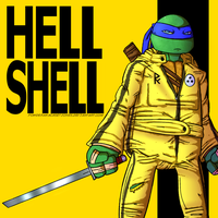 Hell Shell by PowderAkaCaseyJones