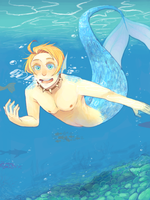 Under the Sea by Happi-chan